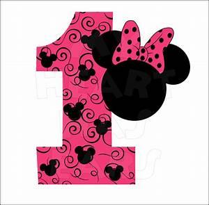Minnie Mouse Birthday Clip Art | Clipart Panda - Free ...