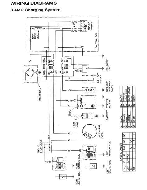 wiring diagram for honda gx390 engine schematics diagram