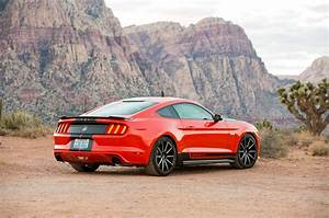 S550 Shelby GT EcoBoost Mustang Unveiled - Hot Rod Network