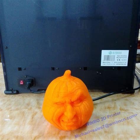 printed pumpkin winbo  printer michael
