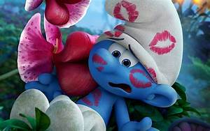 Clumsy Smurf Smurfs The Lost Village Wallpapers | HD ...