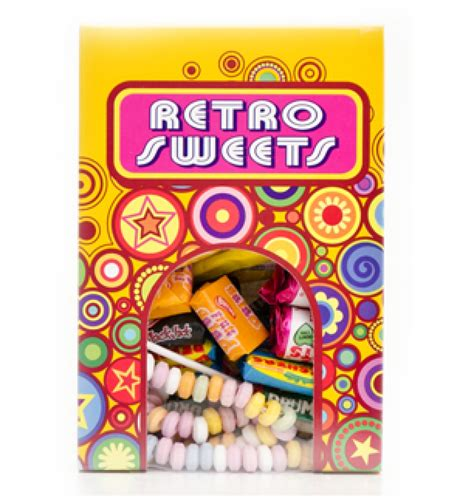 Retro Sweets Boxes | Retro Sweets | Candy Brands | The ...