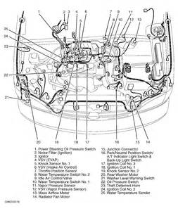 similiar 96 camry engine diagram keywords 97 toyota 4runner firing order on 96 toyota camry engine diagram