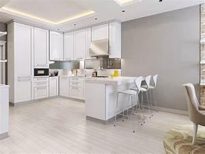 le magazine ripolin quelles couleurs assortir avec une With cuisine peinte grise