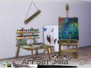 BuffSumm39s Mila Art Hobby Set