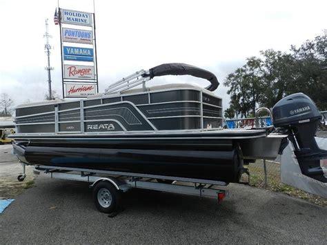 Pontoon Boats Leesburg Fl by 2018 New Ranger Pontoon Boat For Sale Leesburg Fl