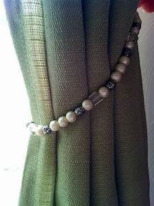 Curtain outstanding curtain tie back ideas how to make for Curtain tie backs placement