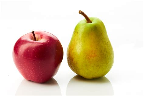 Professional article: Pears and apples: The performance ...