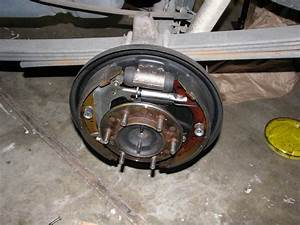 2000 Tundra 4x4 Rear Axle Seal Replacement