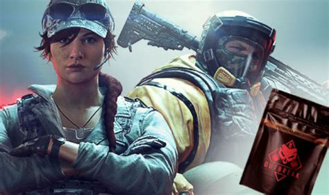 rainbow  siege update   ash elite skin  removed