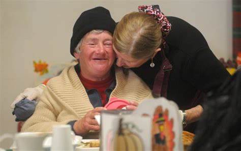 Santa Barbara Rescue Mission Spreads Love To Homeless Over