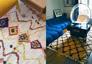 ou acheter un tapis berbere 5 adresses pour un sublime With tapis kilim avec canapé tissu et bois