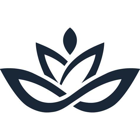 royalty  logo lotus vector png