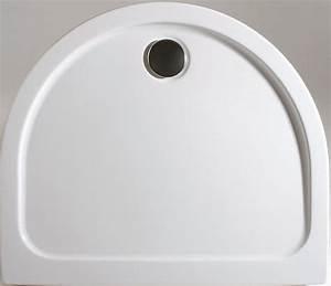 Duschwanne Flach Einbauen Ohne Füße : schulte acryl halbkreis duschwanne extra flach ~ Michelbontemps.com Haus und Dekorationen