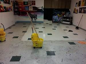 floor stripping waxing at painting with a twist this is With how to strip floors and wax