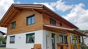 Holzhaus Für Kleintiere : zimmerei maicher niedrigenergie massivholzhaus f r ~ Lizthompson.info Haus und Dekorationen