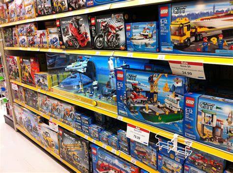 Lego 2012 Sets Hit The Shelves At Toys R Us