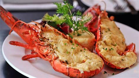 cuisiner la langouste le homard thermidor technique de préparation et recette