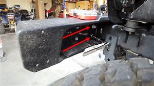How To Install A Rough Country Modular Front Winch Plate