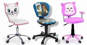 Fauteuil Enfant Fille : chaise bureau fille fauteuil bureau cuir blanc generationgamer ~ Teatrodelosmanantiales.com Idées de Décoration