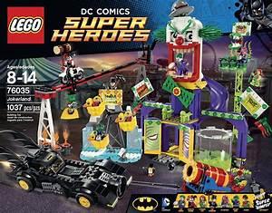 Shopping For LEGO Super Heroes 76035 Jokerland Building Kit