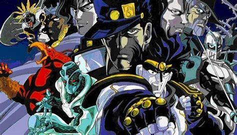 Jojo Anime Ger Sub Crunchyroll Cast And Staff Revealed For New Quot Jojo S