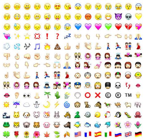 emoticons on your iphone cult of mac