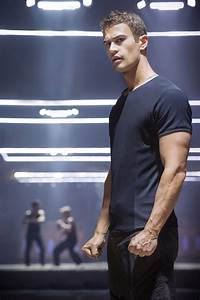 DIVERGENT Image Featuring Theo James as Four | Collider