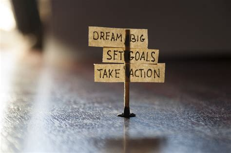 Dream to Done: Turning a Dream to a Goal - TPW126 - The ...