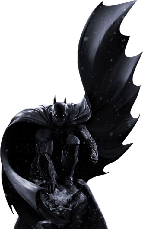 batman arkham origins render