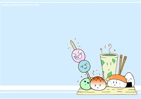 japanese foods wallpaper by chazx3 on deviantart