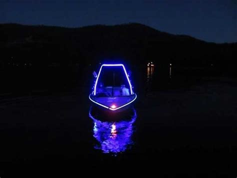 Wakeboard Boat Lightning by Led Applications For Your Boat Yacht Houseboat Sailboat