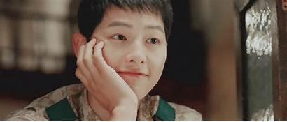 Ki Song Joong Sun Descendants Dots Magazine