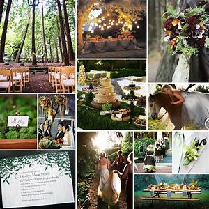 Whispered whimsy vintage enchanted wedding inspiration for Enchanted forest wedding ideas