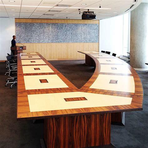 nasa crf modular tables paul downs cabinetmakers