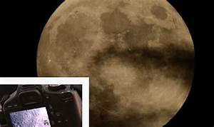 Forget Blood Moons: Cameraman claims 'lunar wave' he ...