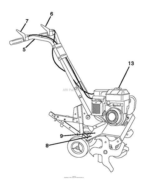 husqvarna ft     parts diagram
