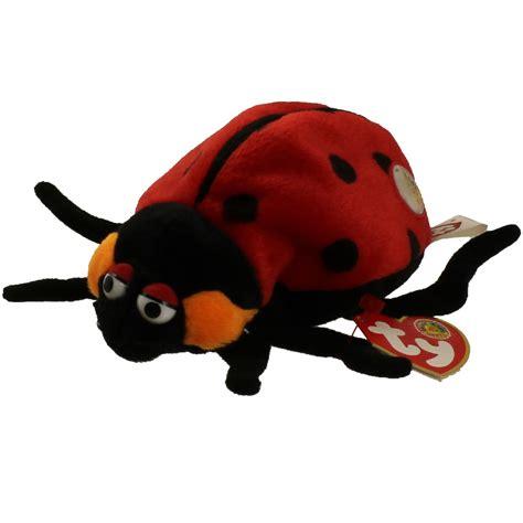 ty beanie baby countess  ladybug bbom june