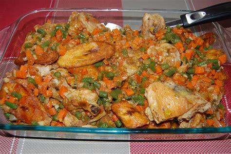 cuisine camerounaise poulet dg directeur général par toimoietcuisine