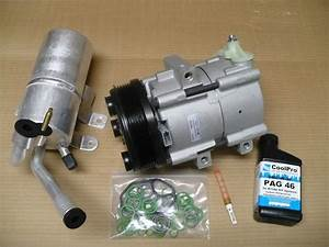 New A  C Ac Compressor Kit For  2003