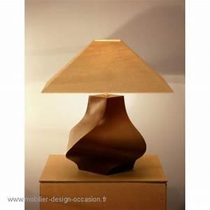 Lampe A Poser Contemporaine : lampe c ramique contemporaine kostka yvon boudry ~ Teatrodelosmanantiales.com Idées de Décoration