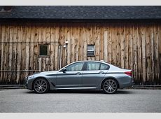 Review 2017 BMW 540i xDrive Canadian Auto Review