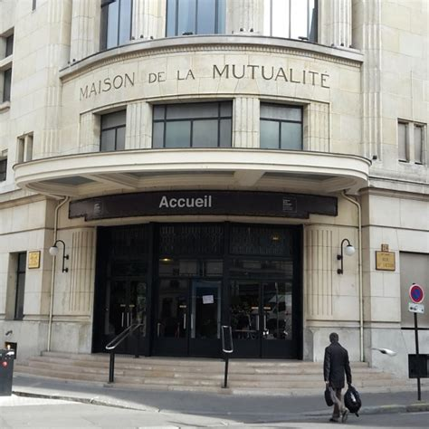 maison de la mutualite commissariat central du 5 232 me et 6 232 me arrondissement 224 en m 233 tro