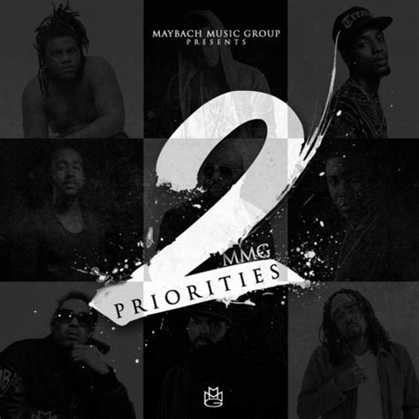 Priorities 2 (mixtape)