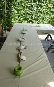Basteln Für Den Sommer : tischdeko f r den sommer basteln und dekorieren ~ Buech-reservation.com Haus und Dekorationen