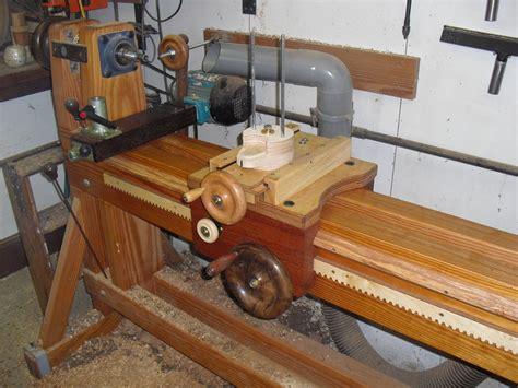 thread milling   wood lathe  tuoh  lumberjocks