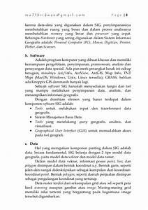 Sistem Informasi Geografis 1