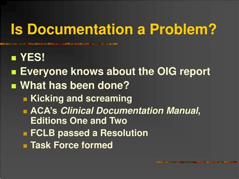 clinical documentation challenges resources