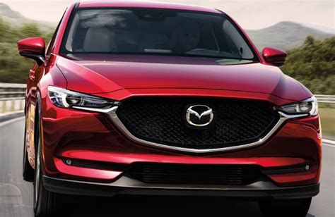 mazda cx  safety features