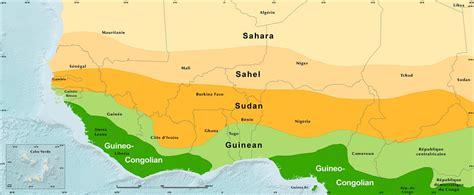Bioclimatic Regions Map